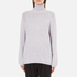 Paisie Women's Turtle Neck Jumper with Bell Sleeves - Lilac: Image 1