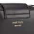 meli melo Women's Micro Box Cross Body Bag - Black: Image 4