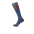 Santini California Eroica High Profile Wool Socks - Blue: Image 1