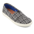 TOMS Women's Avalon Slip-On Trainers - Black/White Boucle: Image 2