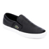 Lacoste Men's Gazon 316 1 Slip On Trainers - Black: Image 2