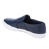 Lacoste Men's Gazon 316 1 Slip On Trainers - Navy: Image 4