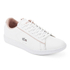 Lacoste Women's Carnaby Evo Court Trainers - White/White: Image 2