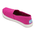 TOMS Kids' Seasonal Classics Slip-On Pumps - Fuchsia: Image 4