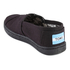 TOMS Kids' Seasonal Classics Slip-On Pumps - Black: Image 4
