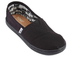 TOMS Kids' Seasonal Classics Slip-On Pumps - Black: Image 2