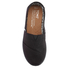 TOMS Kids' Seasonal Classics Slip-On Pumps - Black: Image 3