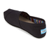 TOMS Women's Core Classics Slip-On Pumps - Black/Black: Image 4