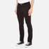 Wood Wood Men's Alva Slim Fit Stretch Jeans - Black: Image 2