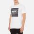 Wood Wood Men's Square T-Shirt - White: Image 2