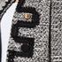 Boutique Moschino Women's Tweed Embellished Jacket - Black: Image 5