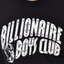 Billionaire Boys Club Men's Arch Logo Reflective Ski-Grid Short Sleeve T-Shirt - Black: Image 5