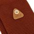 Folk Men's Rib Socks - Rust: Image 2