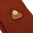 Folk Men's Single Socks - Rust: Image 2