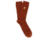 Folk Men's Single Socks - Rust: Image 1