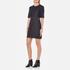 Love Moschino Women's Denim Fitted Dress - Denim: Image 2