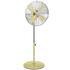 Swan SFA1020CN Retro 16 Inch Stand Fan - Cream: Image 1