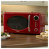 Akai A24006R 700W Digital Microwave - Red: Image 6