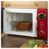 Akai A24006R 700W Digital Microwave - Red: Image 4