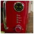 Akai A24006R 700W Digital Microwave - Red: Image 3
