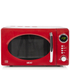 Akai A24006R 700W Digital Microwave - Red: Image 1