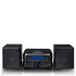 Akai A60006 Micro CD and Radio System - Black: Image 1