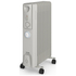 Warmlite WL43004Y 2000W Oil Filled Radiator - Silver: Image 1