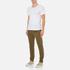 Maharishi Men's Organic Loopback Sweatpants - Maha Olive: Image 4