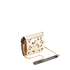 KENZO Women's Essentials Mini Cross Body Bag - Gold: Image 3