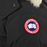 Canada Goose Men's Wyndham Parka - Black: Image 5