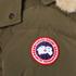 Canada Goose Men's Wyndham Parka - Military Green: Image 5