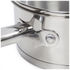 Swan Pan Set with Pouring Spouts - Stainless Steel (5 Piece): Image 4