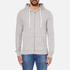 Tommy Hilfiger Men's Icon Zip Through Hoody - Grey Heather: Image 1