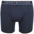 Tommy Hilfiger Men's Cotton Flex Boxer Briefs - Navy: Image 1