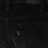 Levi's Vintage Men's 519 Regular Fit Cords Jeans - Black Ink: Image 4