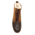 UGG Men's Hannen TL Waterproof Leather Lace Up Boots - Dark Chestnut: Image 3