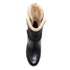 UGG Women's Brea Clog Suede Buckle Boots - Black: Image 3