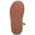 UGG Toddlers' Jorie II Sheepskin Collar Suede Boots - Chestnut: Image 5