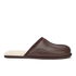 UGG Men's Scuff Leather Sheepskin Slippers - Stout: Image 1