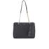 DKNY Women's Bryant Park Shopper Tote Bag - Black: Image 1
