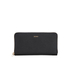 DKNY Women's Bryant Park Large Zip Around Purse - Black: Image 1