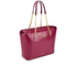 Ted Baker Women's Jalie Geometric Bow Shopper Tote - Oxblood: Image 2