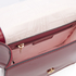 Ted Baker Women's Gerri Geometric Bow Top Handle Bag - Purple: Image 4