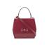 Ted Baker Women's Gerri Geometric Bow Top Handle Bag - Purple: Image 1