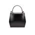 Ted Baker Women's Gerri Geometric Bow Top Handle Bag - Black: Image 6