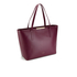 Ted Baker Women's Jailee Printed Lining Shopper Tote Bag - Grape: Image 3