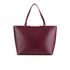 Ted Baker Women's Jailee Printed Lining Shopper Tote Bag - Grape: Image 1