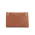 Ted Baker Women's Parson Small Flap Crossbody Bag - Brown: Image 5