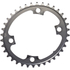 AbsoluteBLACK 110BCD 4 Bolt Spider Mount Oval Chain Ring (Training): Image 1