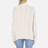 Superdry Women's Kiki Cable Knit Jumper - Cream: Image 3